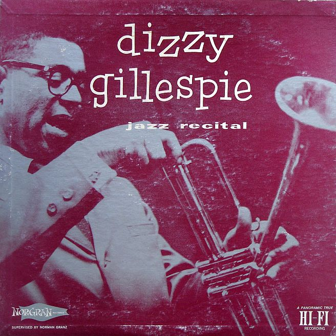 dizzy gillespie - and his orchestra 1083