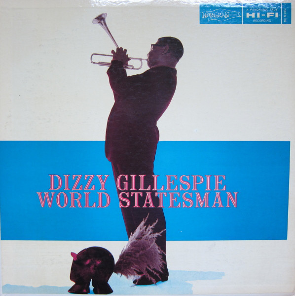 dizzy gillespie - world statesman 1084