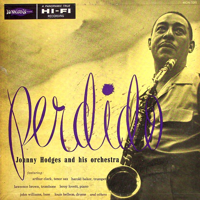 johnny hodges - perdido 1091