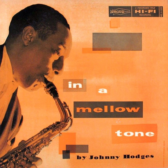 johnny hodges - in a mellow tone 1092