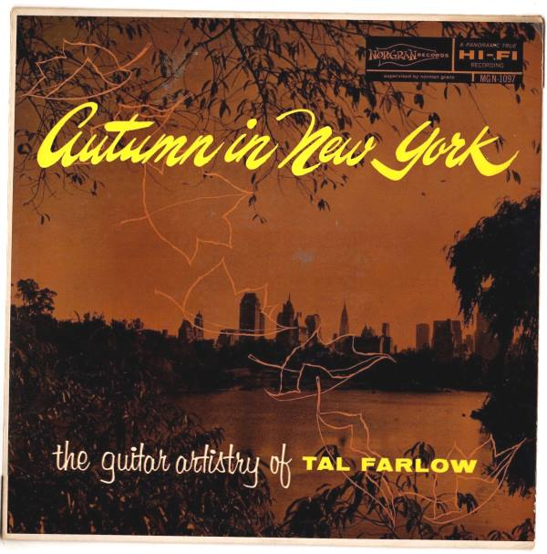 tal farlow - the guitar artistry of 1097