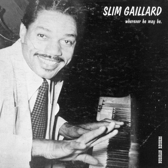 slim gaillard - and his musical aggregation mgn 13