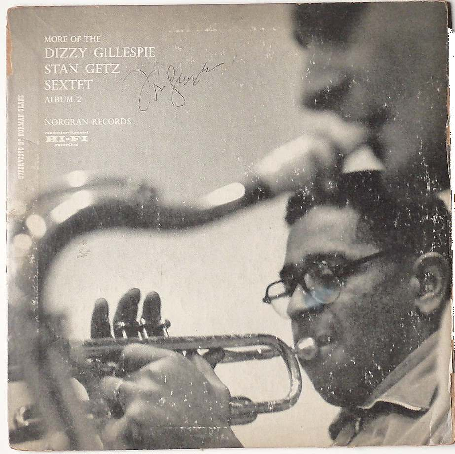 dizzy gillespie - stan getz sextet - more of mgn 18