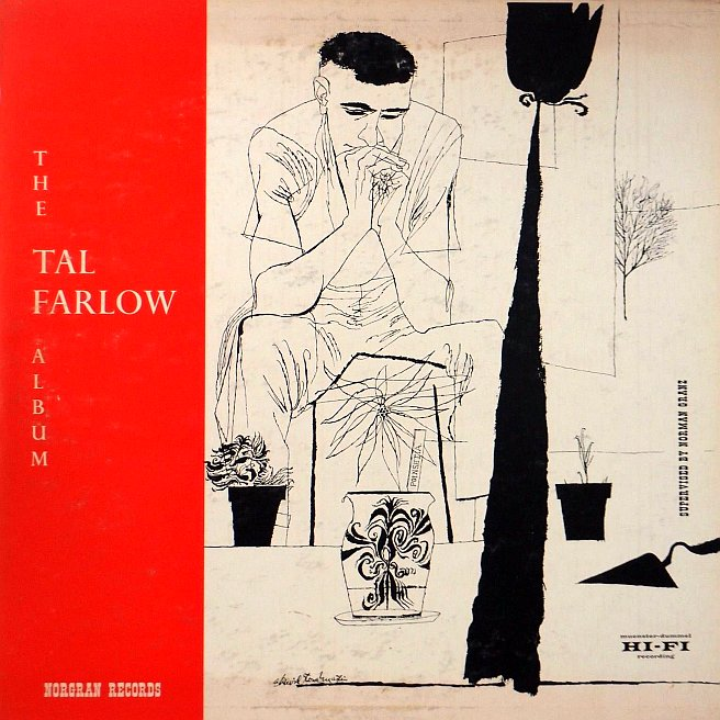 tal tarlow - the tal farlow album mgn 19