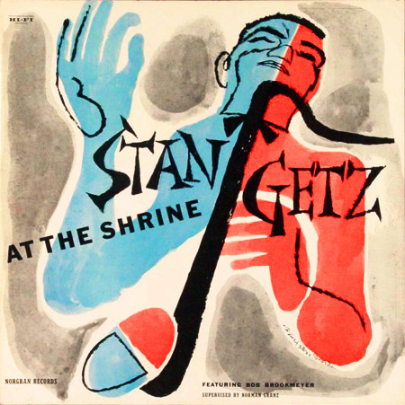 stan getz - at the shrine 2000-2