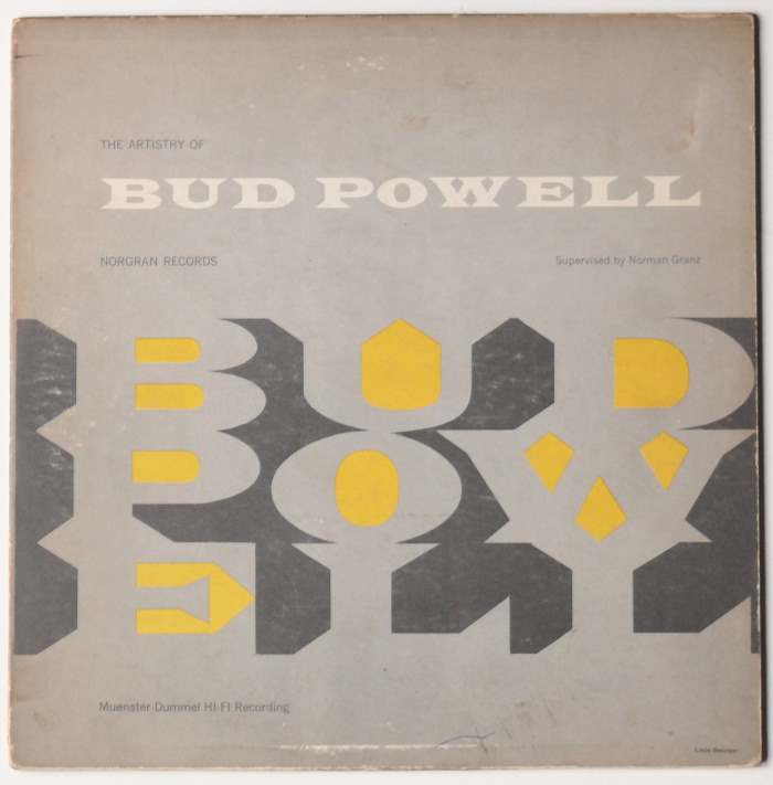 bud powell - the artistry of mgn 23