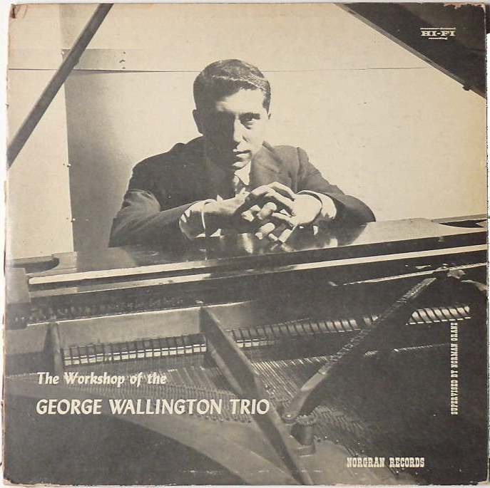 george wallington - the workshop of mgn 24