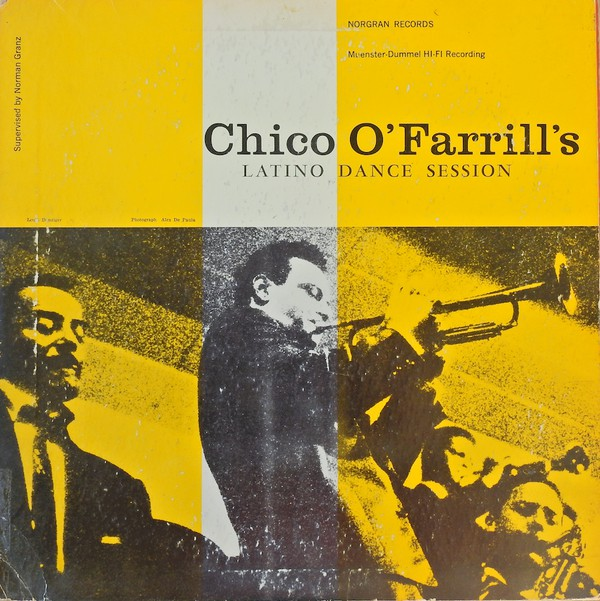 chico o'farrill - latino dance session