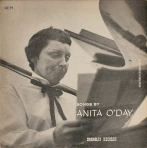 anita o'day - songs by mgn 30