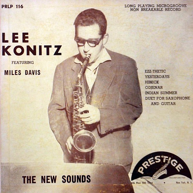 lee konitz 116