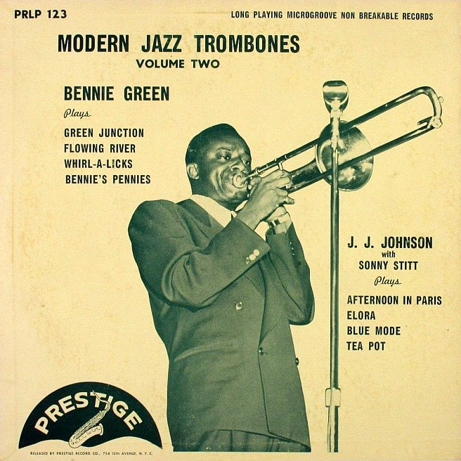 jj johnson bennie green - modern jazz trombones 123