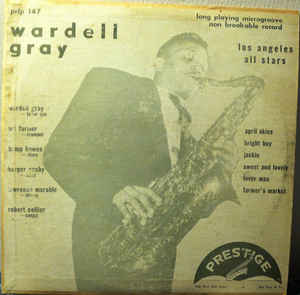wardell gray los angeles all stars 147