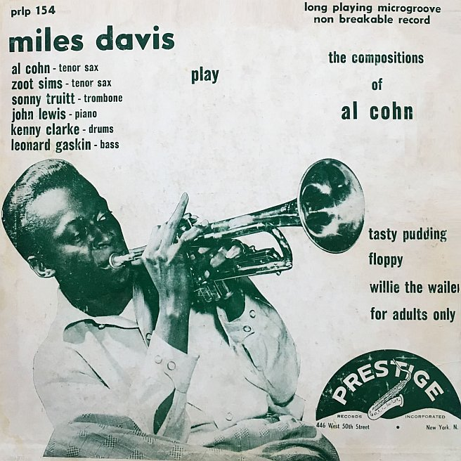 miles davis plays al cohn compositions 154