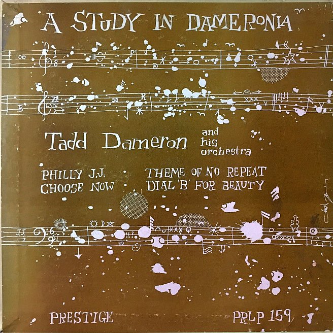 tadd dameron - study in dameronia 159