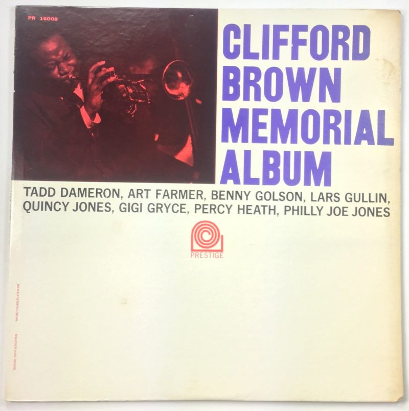clifford brown memorial 16008