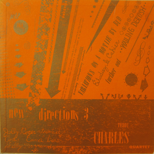 teddy charles - new directions  vol. 3 164