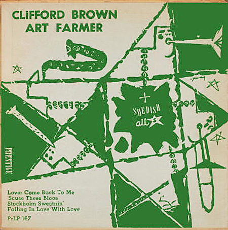 clifford brown - with swedish all stars 167