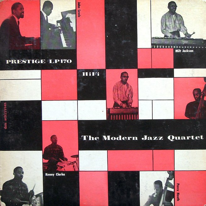 modern jazz quartet vol. 2