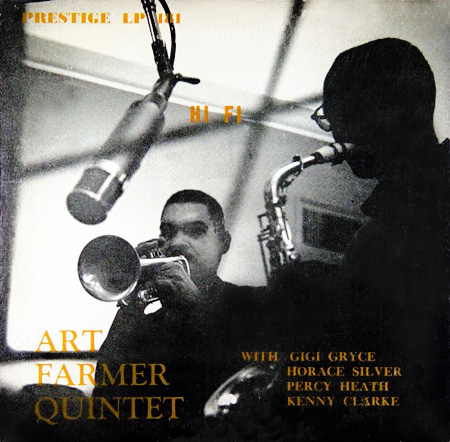 art farmer quintet 181