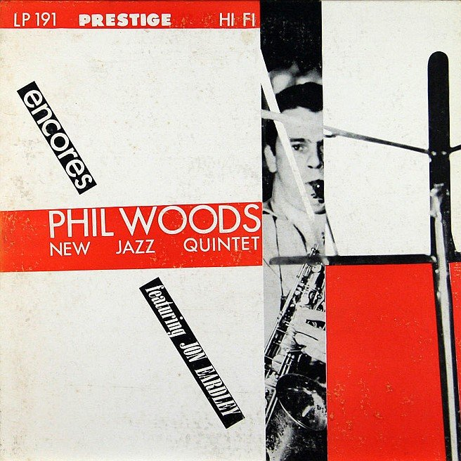 phil woods jon eardley - encores 191