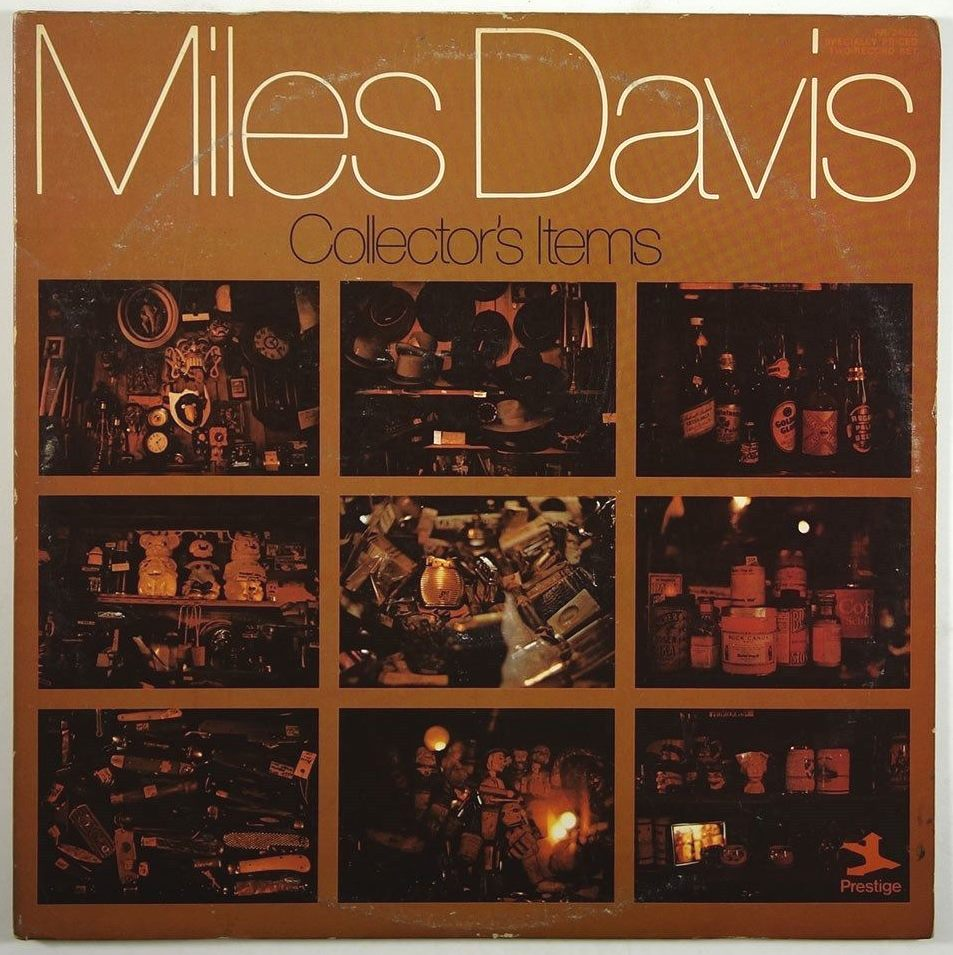 miles davis - collectors items 24022