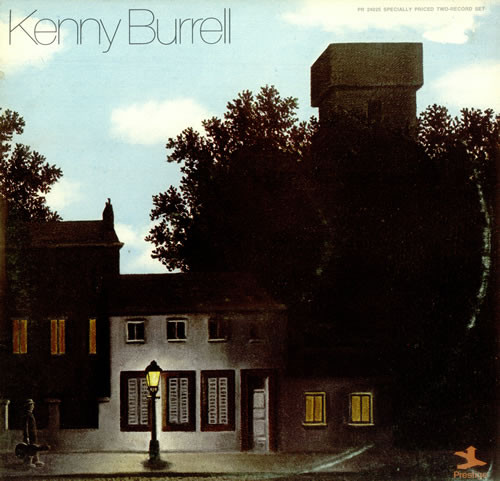 kenny burrell - all day long and all night long 24025