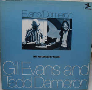 tadd dameron - arranger's touch 24049