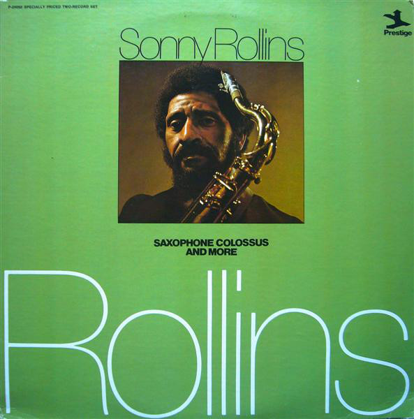 sonny rollins - saxophone colossus and more 24050