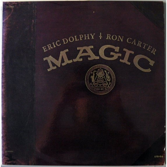 eric dolphy ron carter - magic 24053