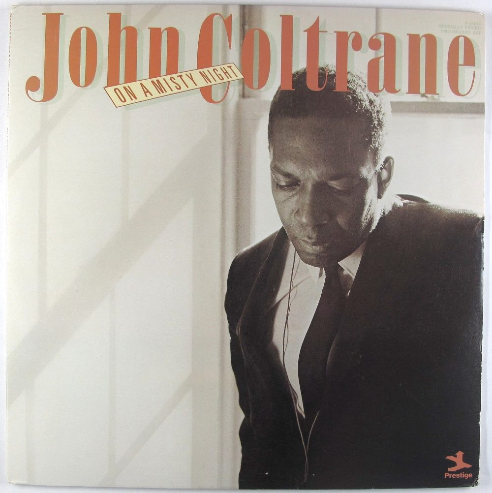 john coltrane - on a misty night 24084