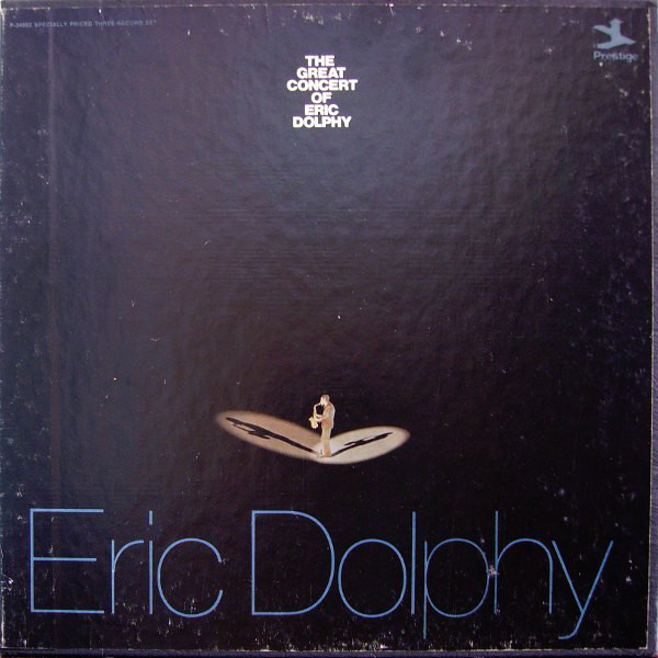 eric dolphy - the great concert of eric dolphy 34002