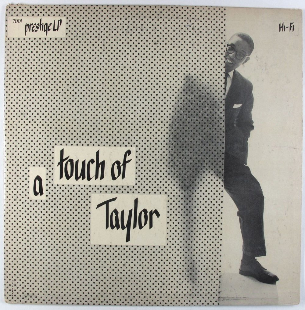 billy taylor - a touch of taylor 7001