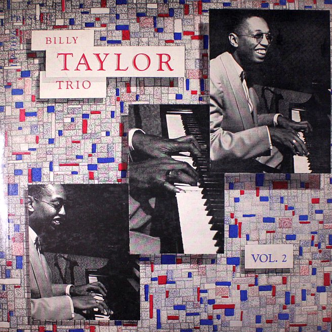 billy taylor vol. 2 7016