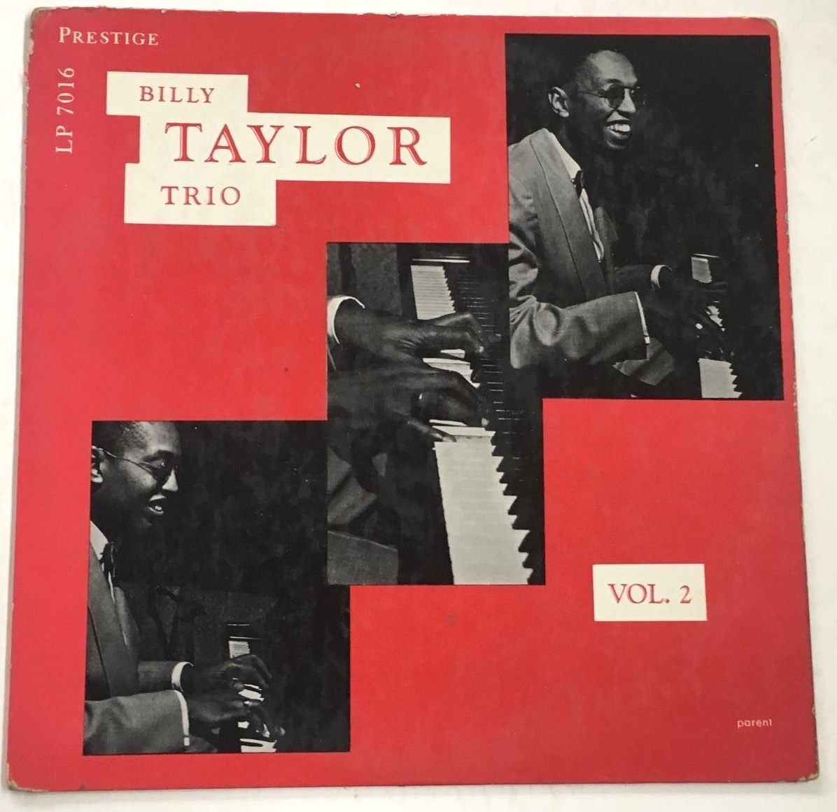 billy taylor vol. 2 7016 alt