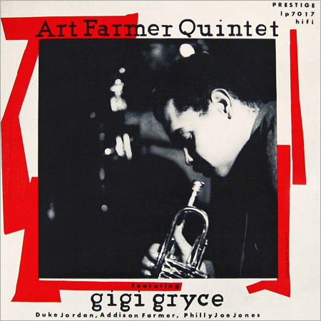 art farmer quintet 7017