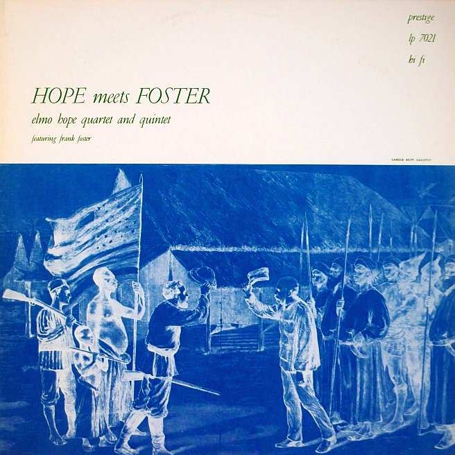 elmo hope - frank foster - hope meets foster 7021
