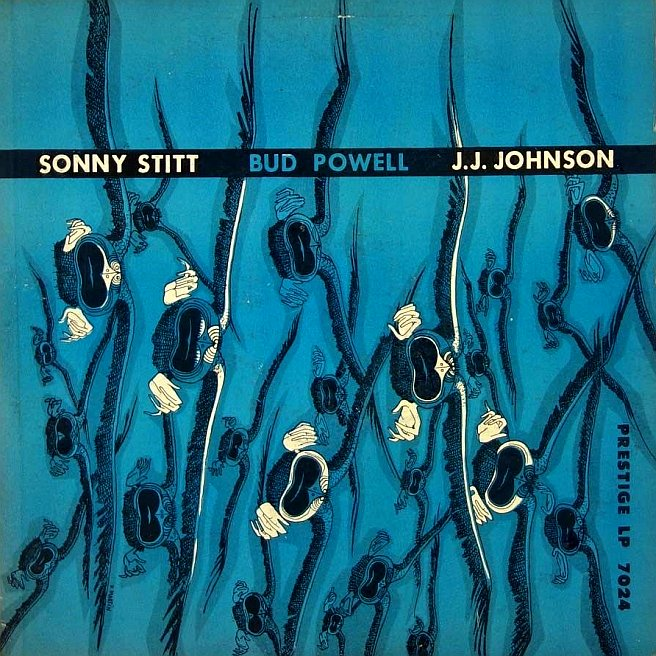 sonny stitt bud powell jj johnson 7024