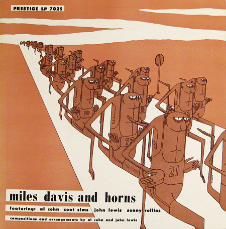 miles davis - and horns 7025