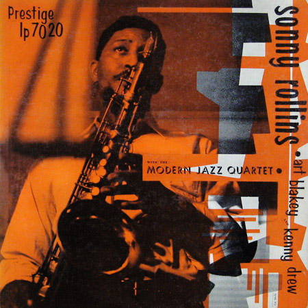 sonny rollins with modern jazz quartet 7029