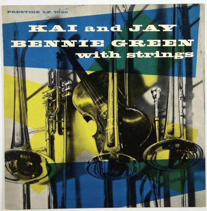 bennie green with strings 7030