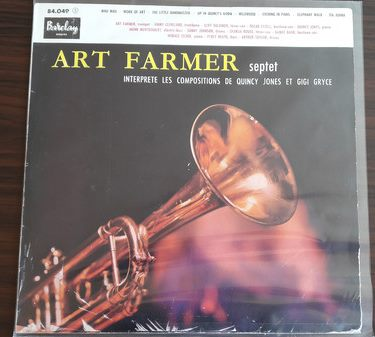 art farmer septet barclay 7031