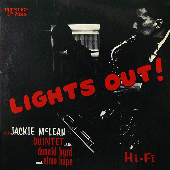 jackie mclean - lights out 7035