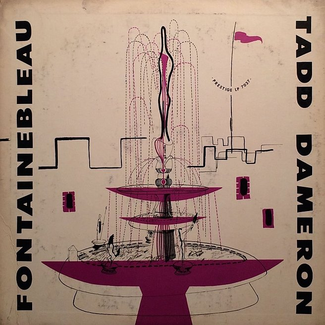 tadd dameron - fountaineblaue 7037