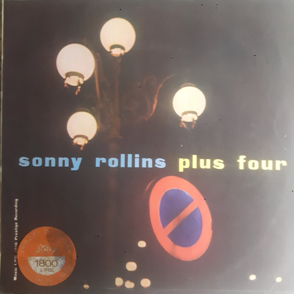 sonny rollins plus 4 music italy