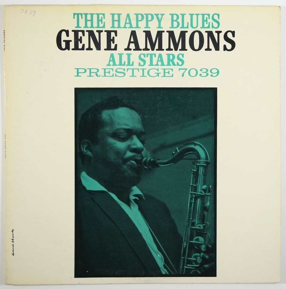 gene ammons - happy blues 7039
