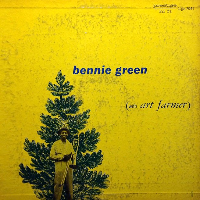 bennie green with art farmer 7041