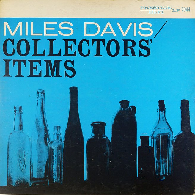 miles davis - collectors items 7044
