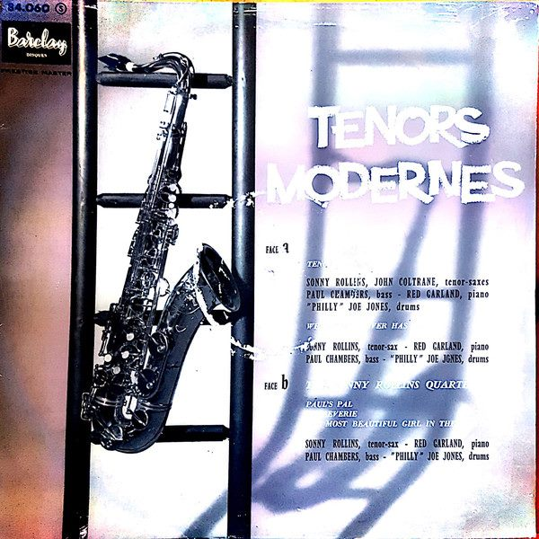 sonny rollins - tenor madness barclay