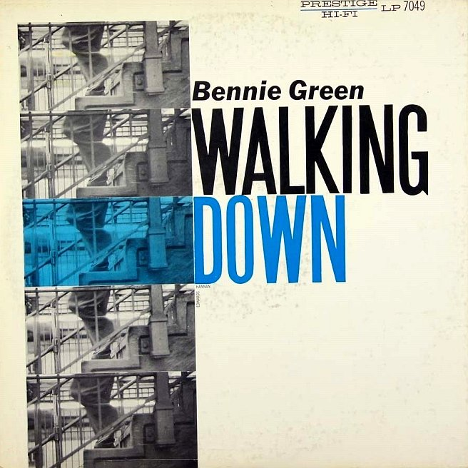 bennie green - walkin' down 7049