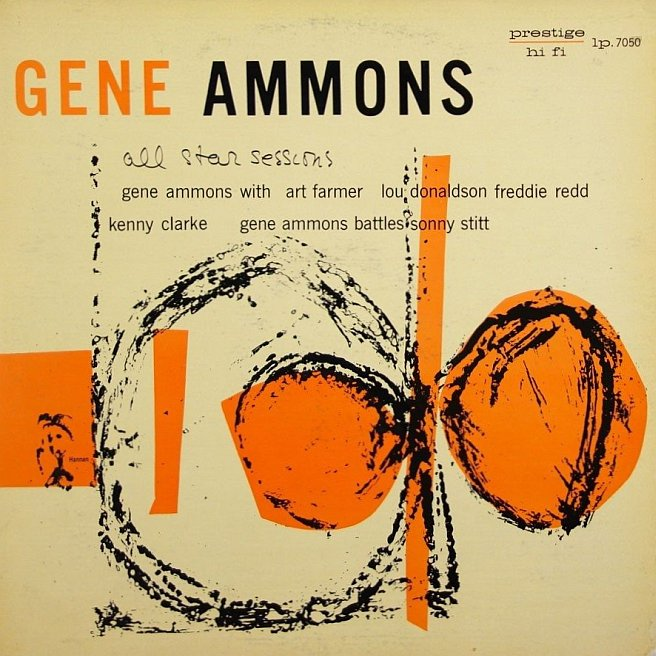 gene ammons - all star sessions 7050